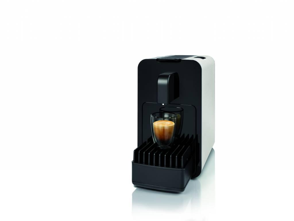 Espresso Kávovar Cremesso Viva B6 Smokey White - Cremesso