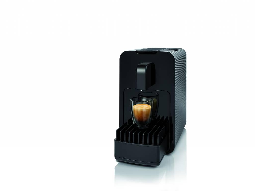 Espresso Kávovar Cremesso Viva B6 Volcano Black - Cremesso