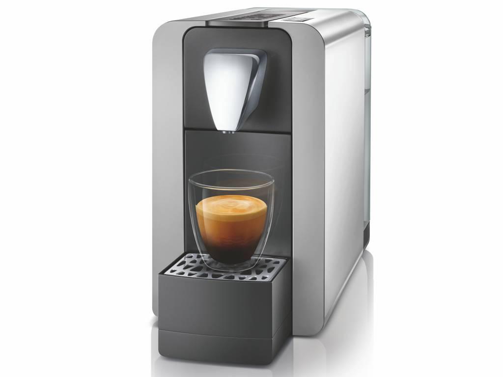 Espresso Kávovar Cremesso Compact One II Shiny Silver - Cremesso