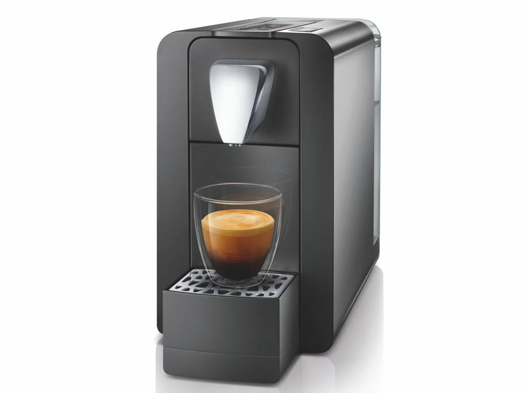 Espresso Kávovar Cremesso Compact One II černý - Cremesso