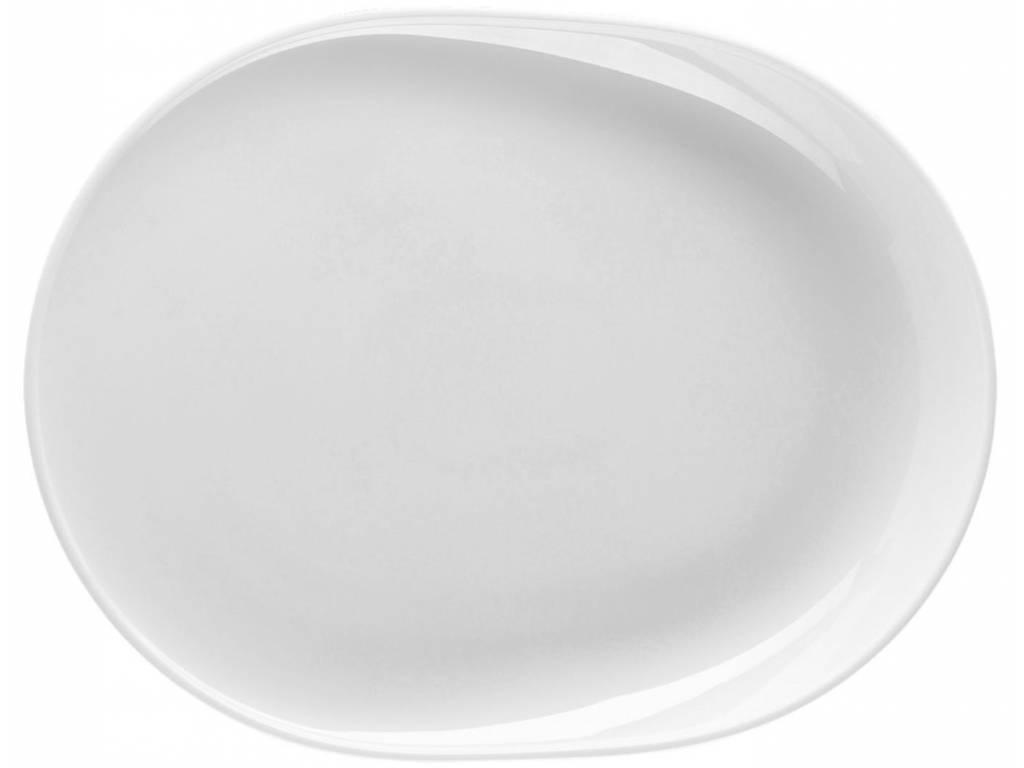ONO Porcelánový talíř 34x26 cm - Thomas Rosenthal