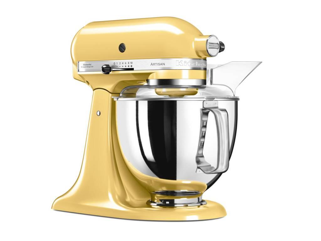Kuchyňský robot Artisan žlutá - KitchenAid