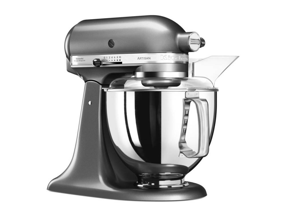 Kuchyňský robot Artisan stříbřitě šedá - KitchenAid