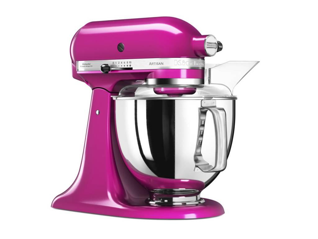 Kuchyňský robot Artisan malinová zmrzlina - KitchenAid