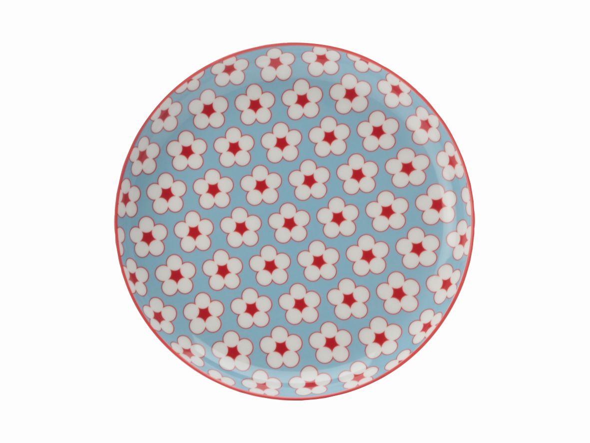 Dezertní talíř Cotton Bud 18,5 cm světle modrý - Maxwell&Williams
