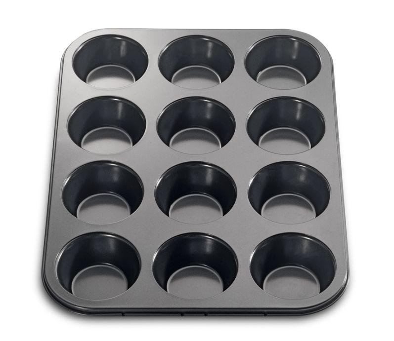 Forma na 12 Muffinů - Küchenprofi