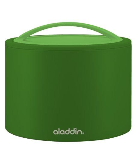 Termobox na oběd/svačinu BENTO 0,6l zelený - Aladdin