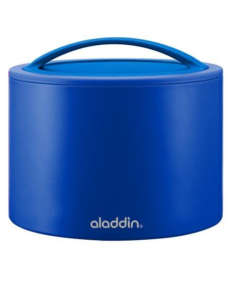 Termobox na oběd/svačinu BENTO 0,6l modrý - Aladdin