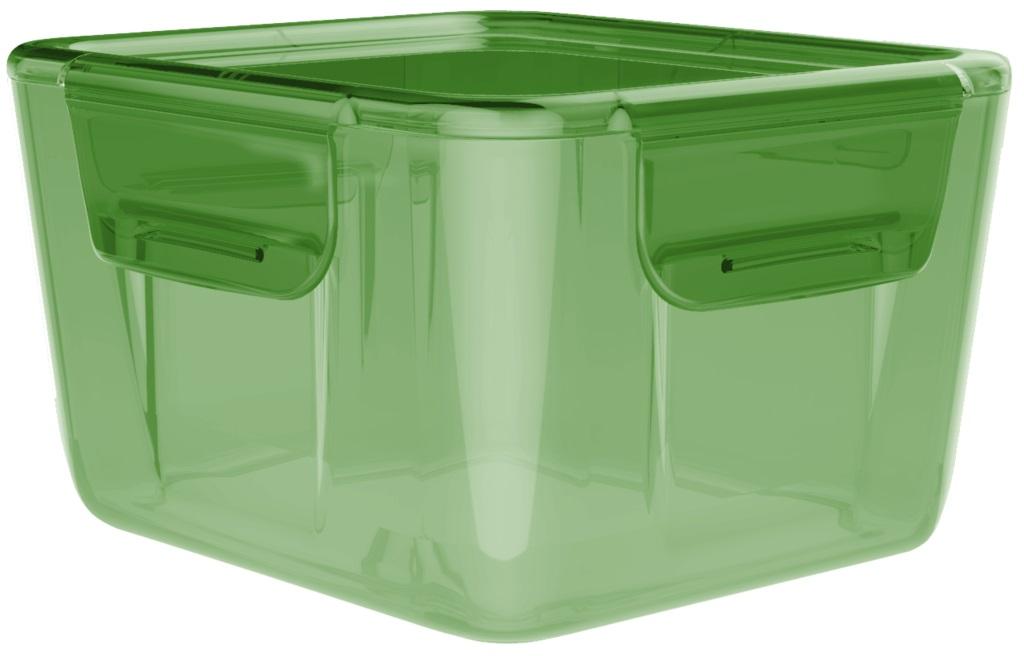 Krabička na jídlo Easy-Keep 1200 ml zelená - Aladdin