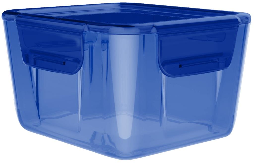 Krabička na jídlo Easy-Keep 1200 ml modrá - Aladdin