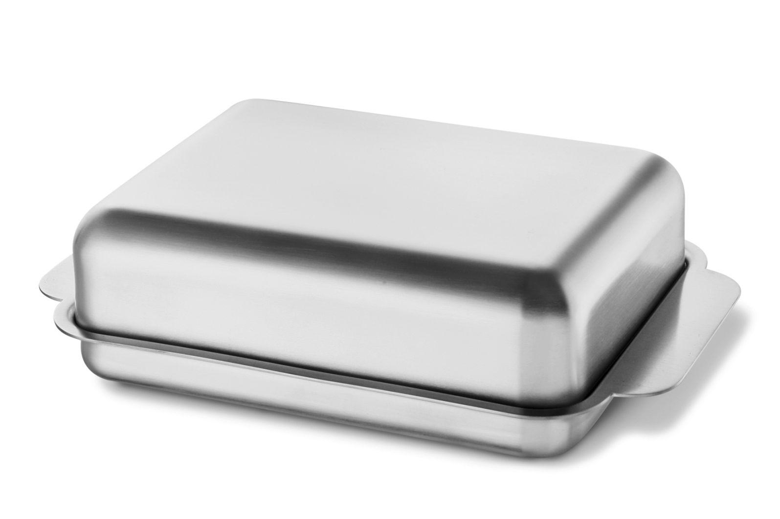 Nerezová dóza na máslo CONTAS 32 x 13,5 cm - ZACK