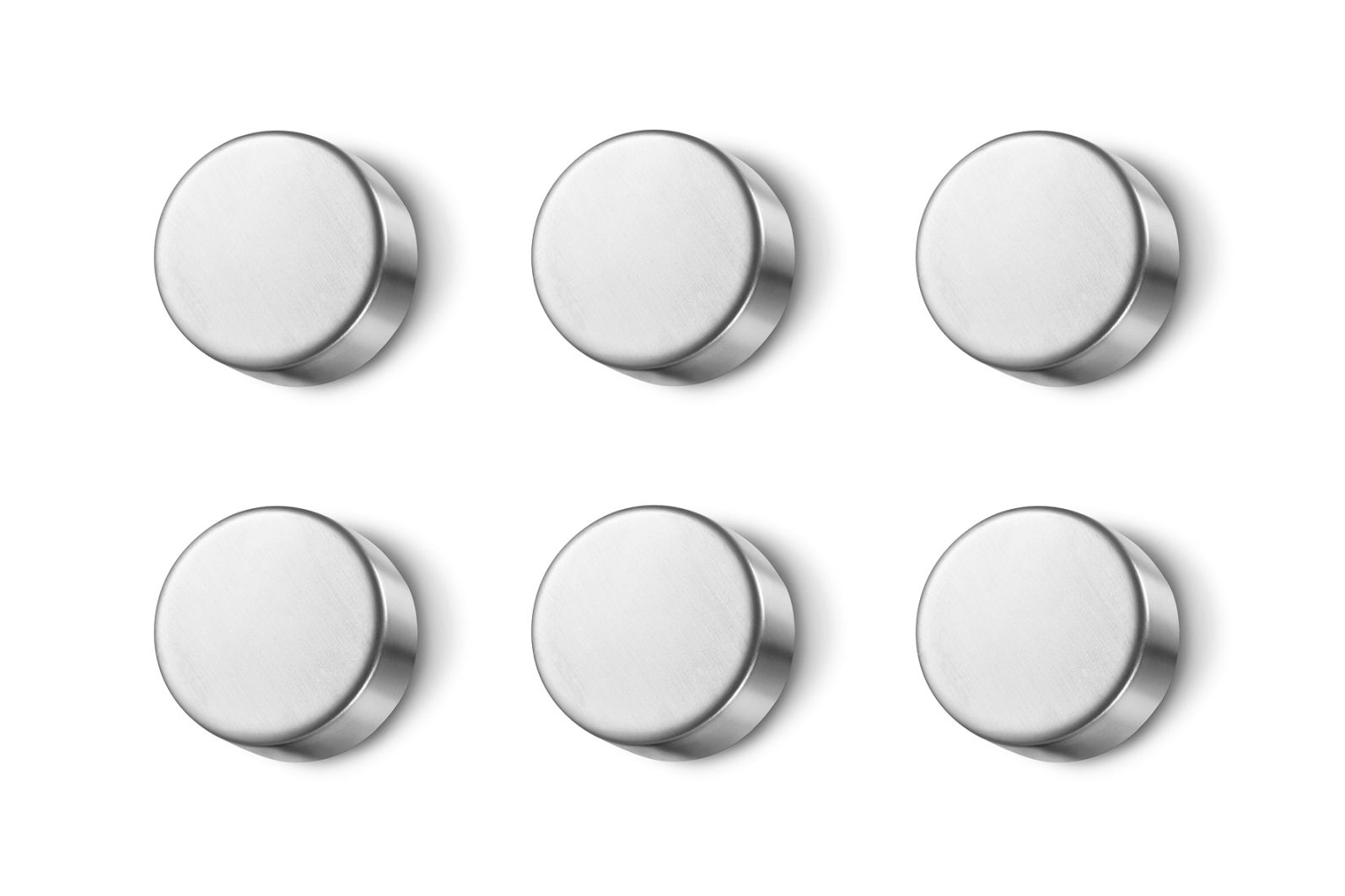 Magnetky CULT, set 6ks - ZACK