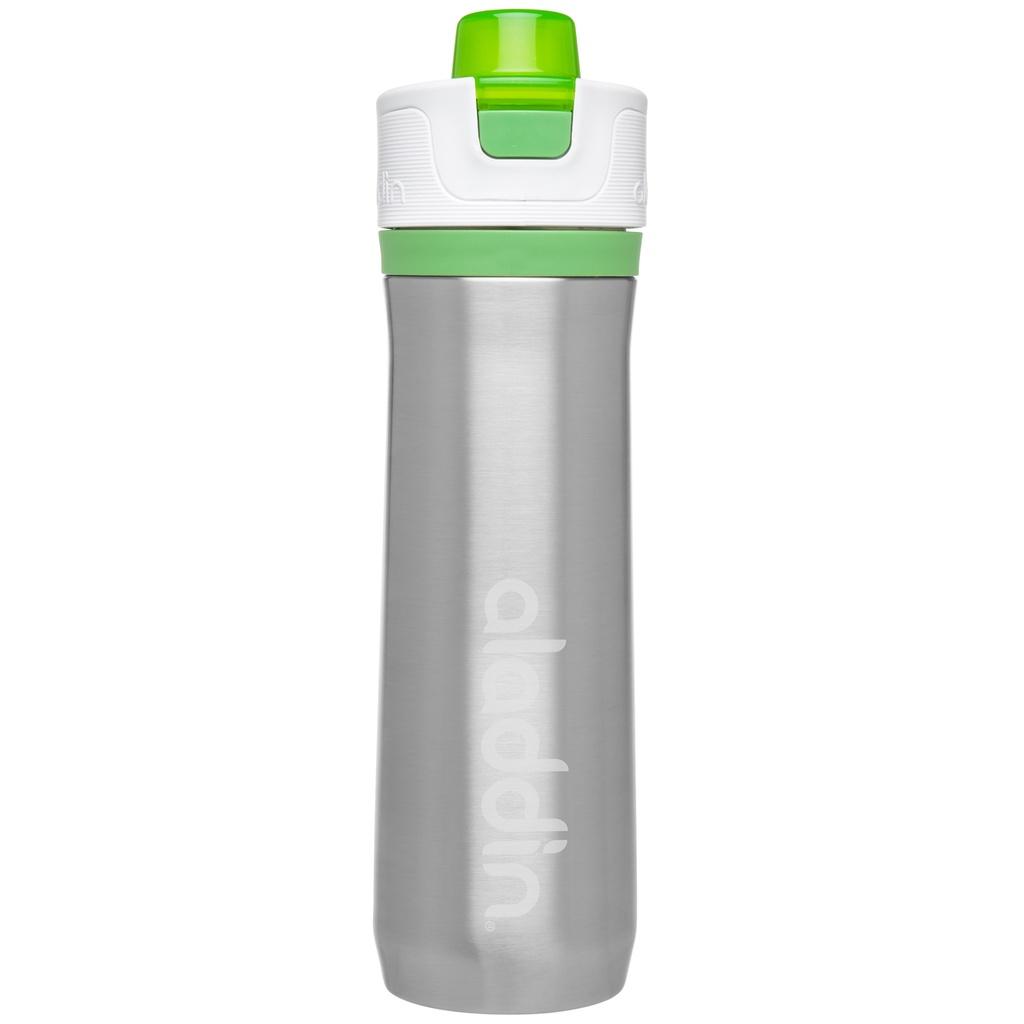Sportovní vakuová láhev na vodu 600ml zelená - Aladdin