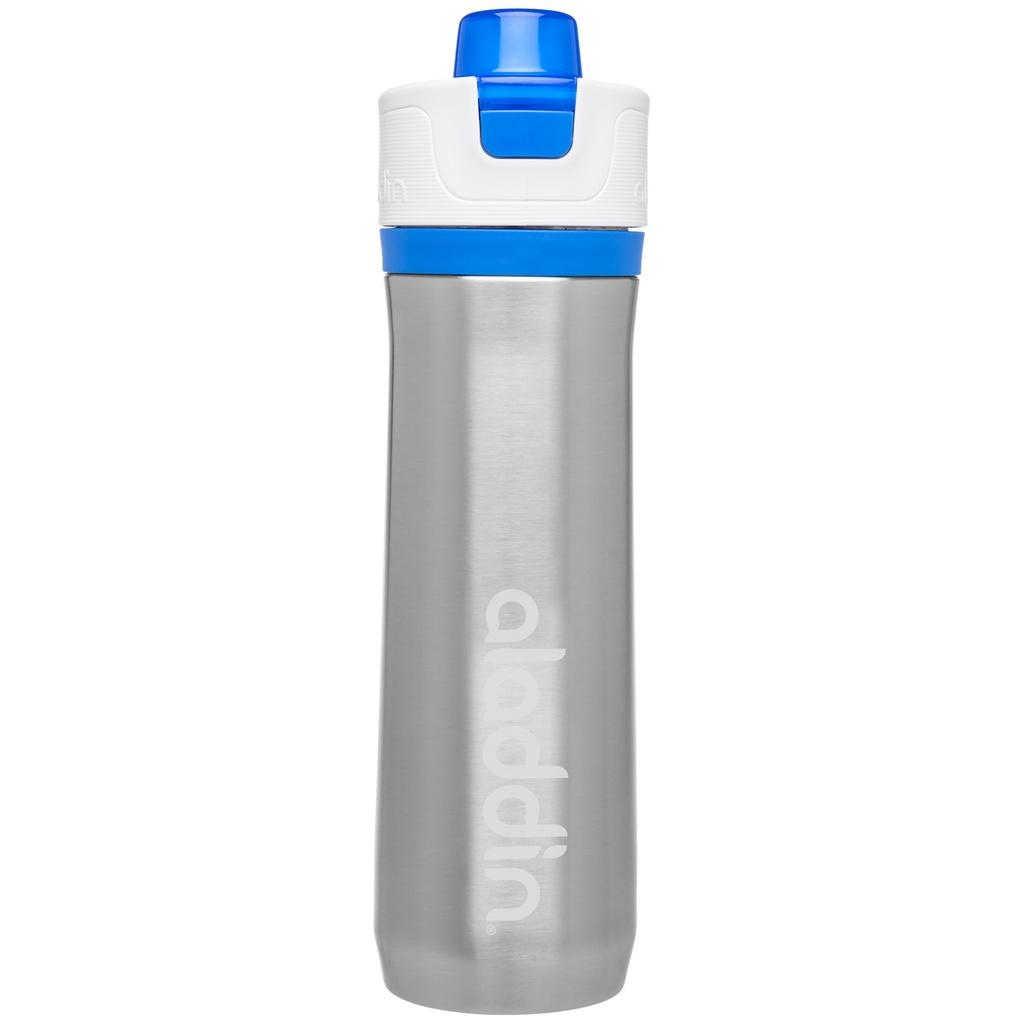 Sportovní vakuová láhev na vodu 600ml modrá - Aladdin