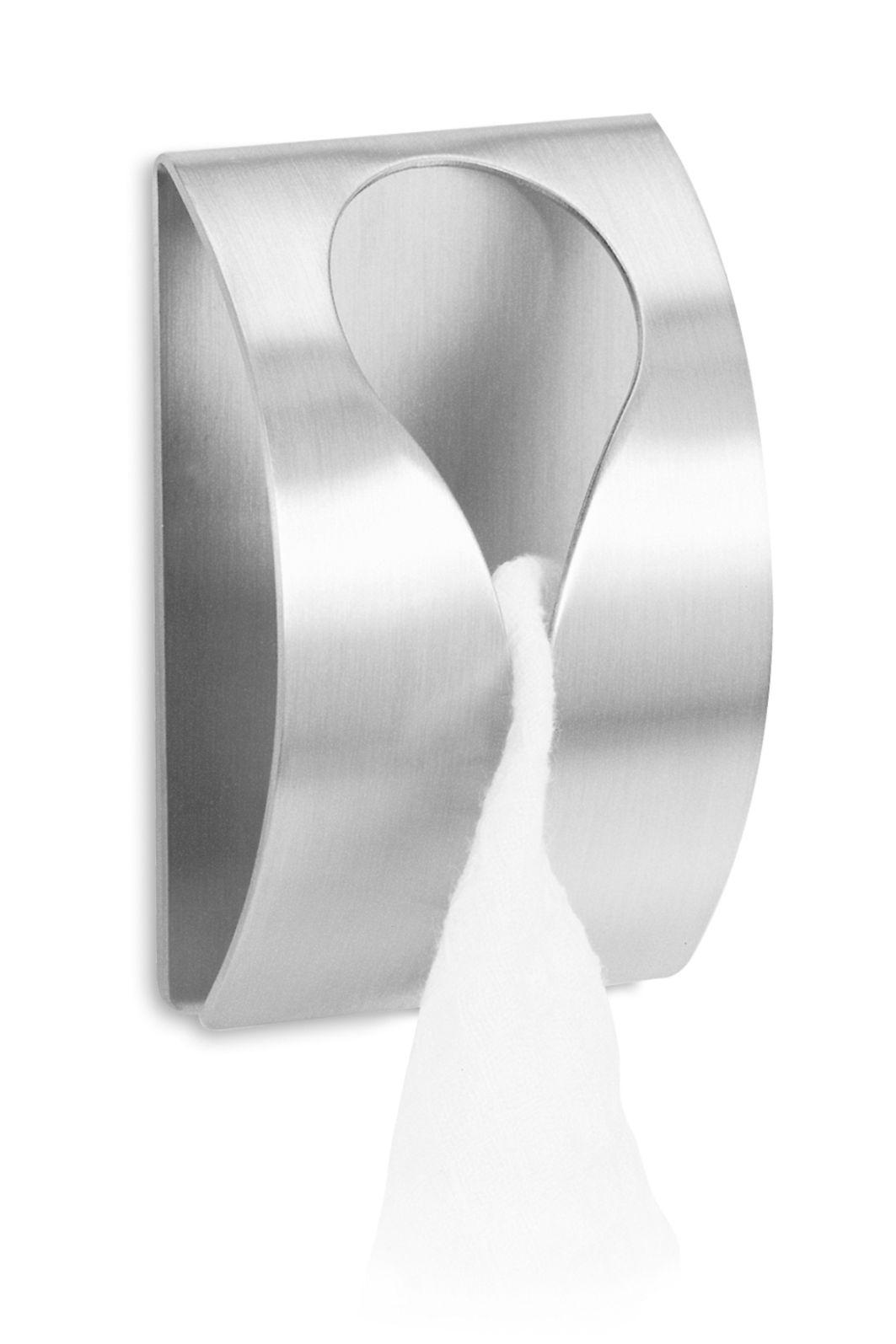 Samolepící klip na ručník GENIO, matný 5x7,5 cm - ZACK