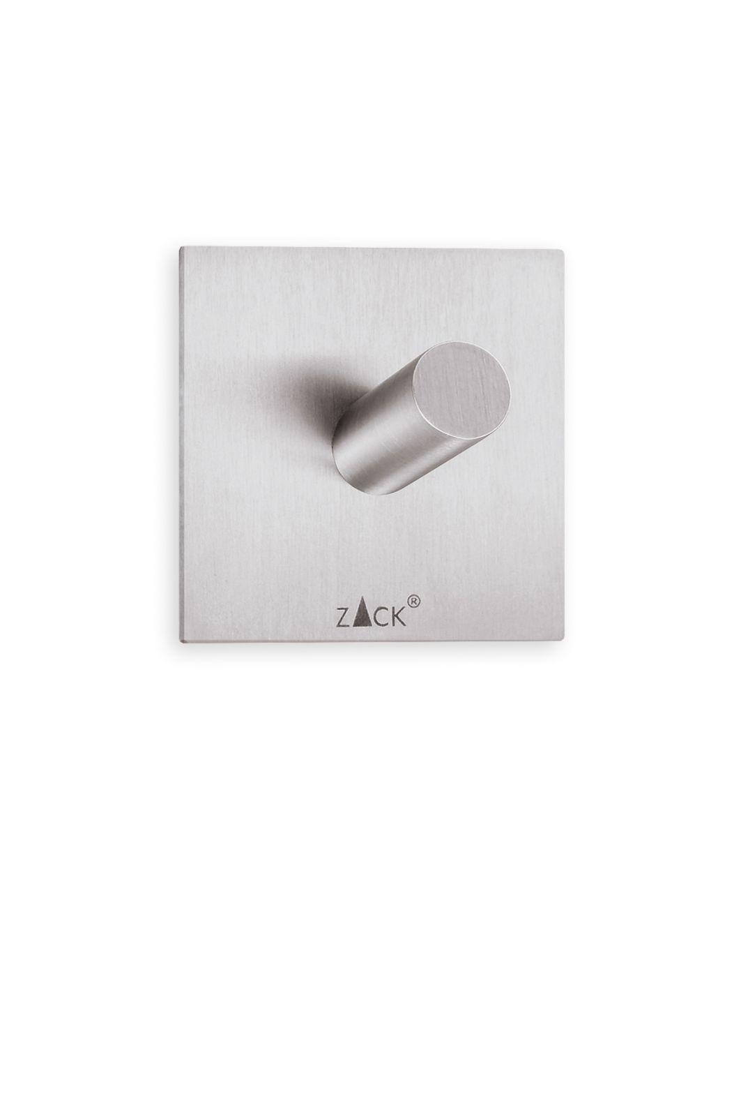 Samolepící háček na ručník DUPLO matný, 5x5 cm - ZACK