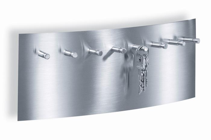 Věšák na klíče s tabulí BONOM - ZACK