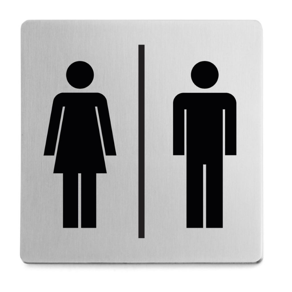 Tabulka s obrázkem žena/muž - ZACK