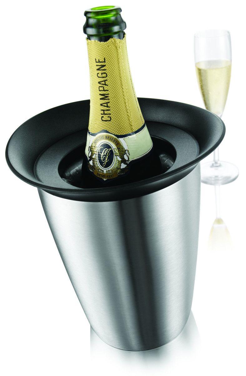 IIC Chladič na šampaňské nerezový - Vacuvin