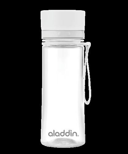 Láhev na vodu 350ml bílá AVEO - Aladdin
