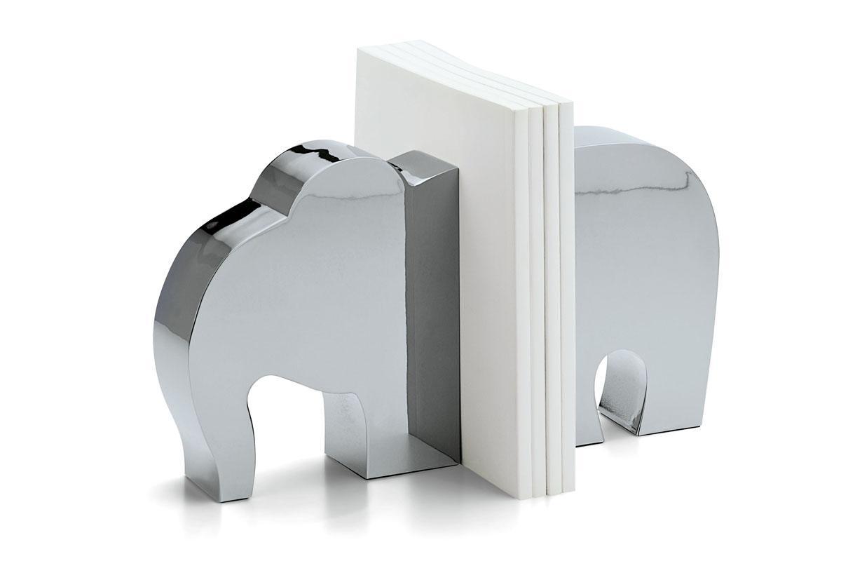ELEPHANT zarážka na knihy - PHILIPPI
