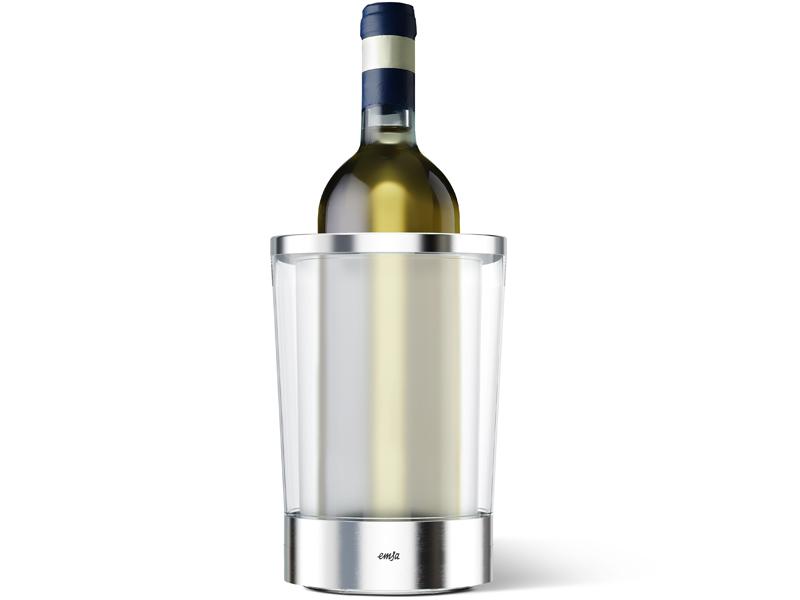 Chladič na láhev vína FLOW SLIM - Emsa