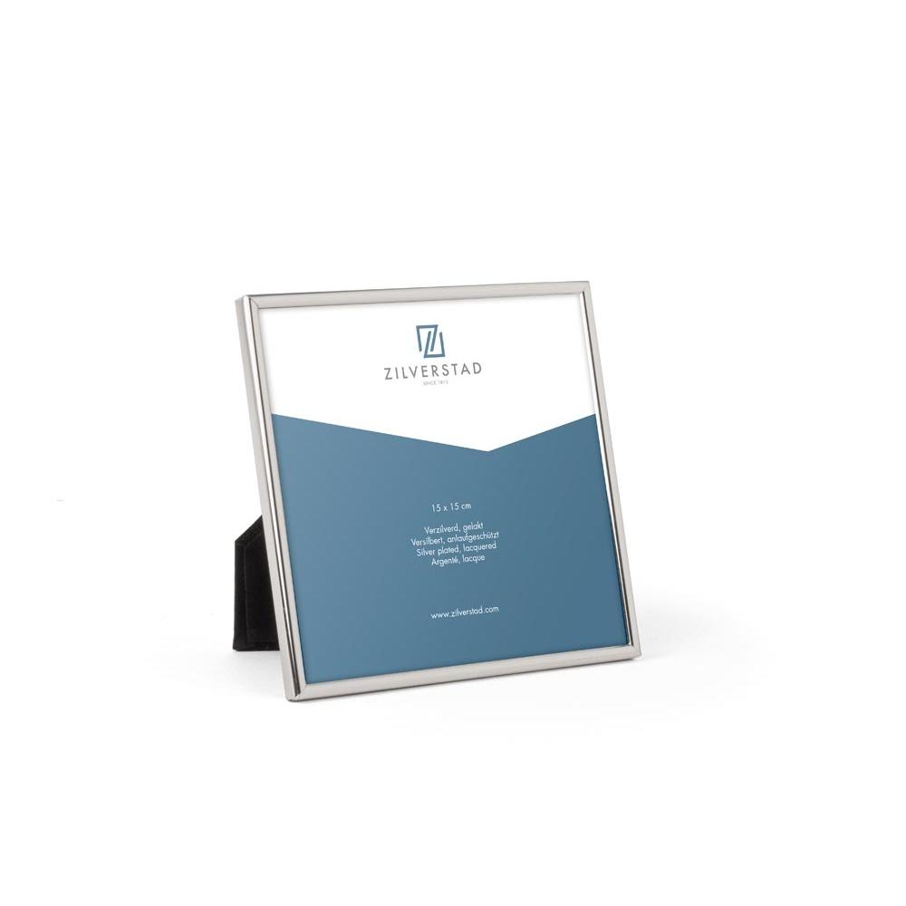 Rámeček na fotografii 15x15 cm SWEET MEMORY, leštěný - Zilverstad