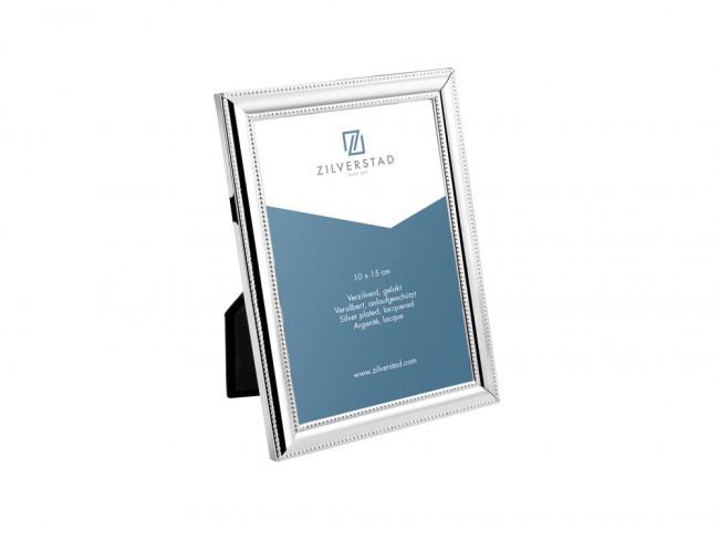 PEARL rámeček na fotografii 10x15 cm, stříbrný - Zilverstad