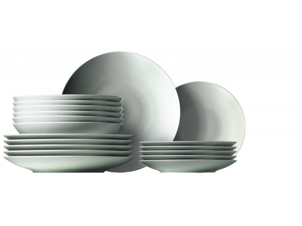Loft Porcelánový set talířů 18 ks - Thomas Rosenthal