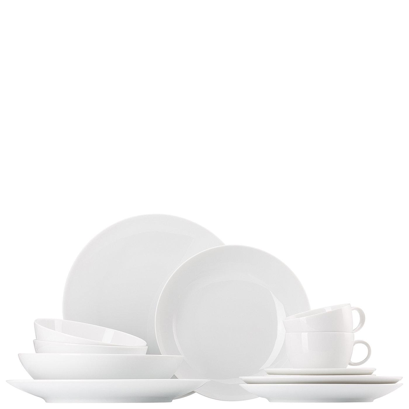 Young porcelánový jídelní set 12 ks - Thomas Rosenthal
