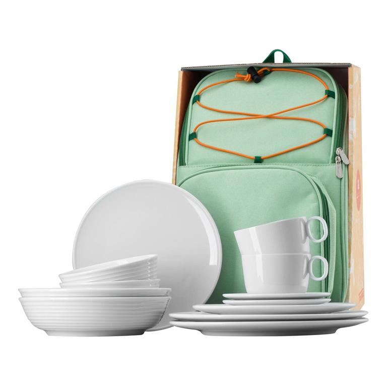 ONO porcelánový set s batohem 12ks - Thomas Rosenthal