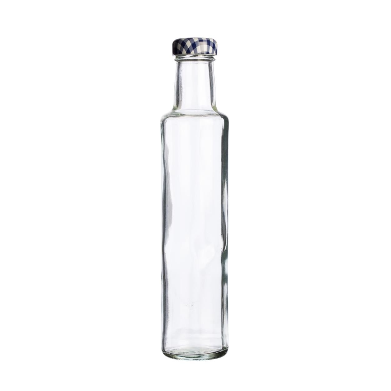 KILNER kulatá láhev na dressing 250 ml, šroubovací - Kilner