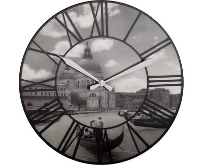 Nástěnné hodiny Venice 40 cm - NEXTIME
