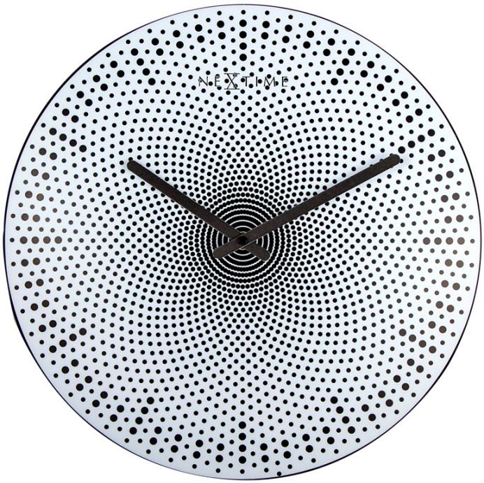 Nástěnné hodiny Dots 39 cm - NEXTIME