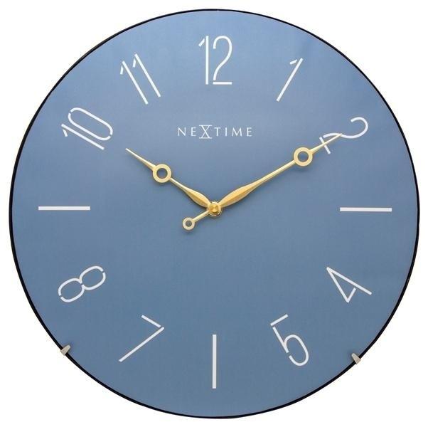 Nástěnné hodiny Trendy Dome 35 cm - NEXTIME