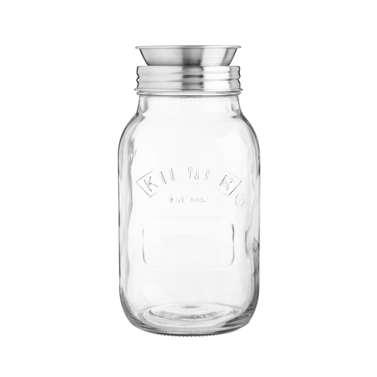Spirálový kráječ se sklenicí - Kilner