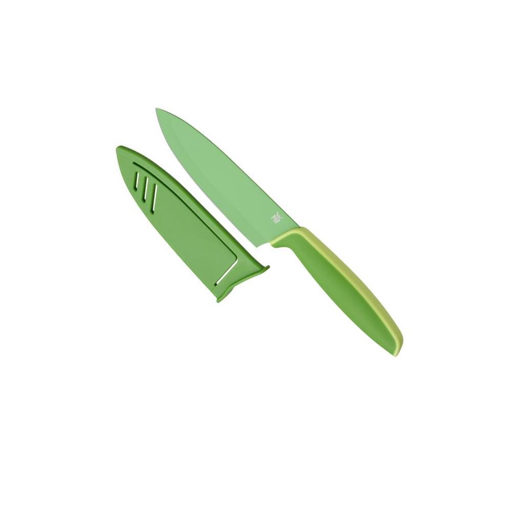 Kuchyňský nůž TOUCH 13 cm, zelený - WMF