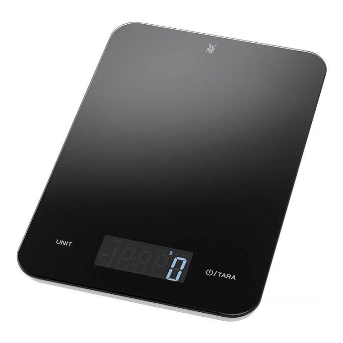 Kuchyňská digitální váha, černá - WMF
