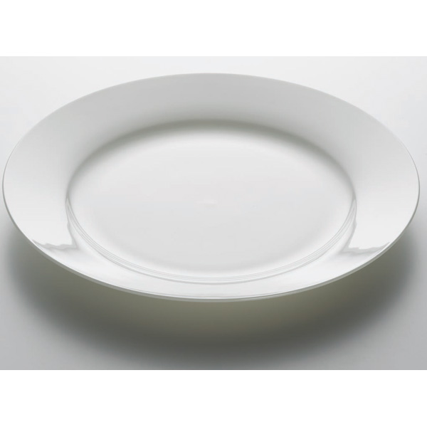Porcelánový Mělký talíř Cashmere 27,5 cm - Maxwell&Williams