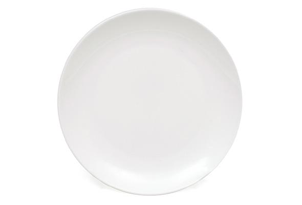 Porcelánový Mělký talíř Cashmere COUPÉ 19 cm - Maxwell&Williams