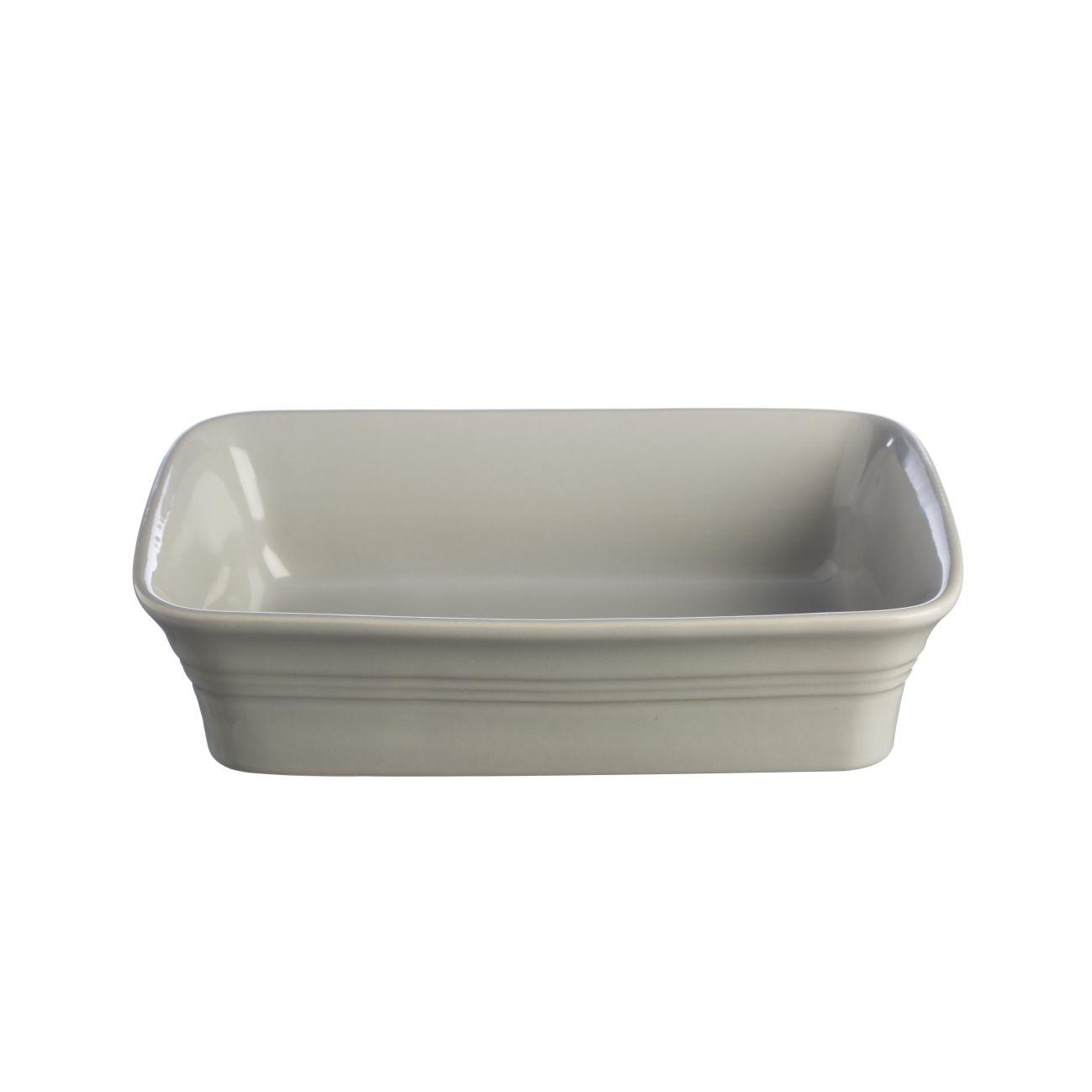 Zapékací miska Grey 26,5x18 cm - 1,8l Classic Kitchen - Mason Cash