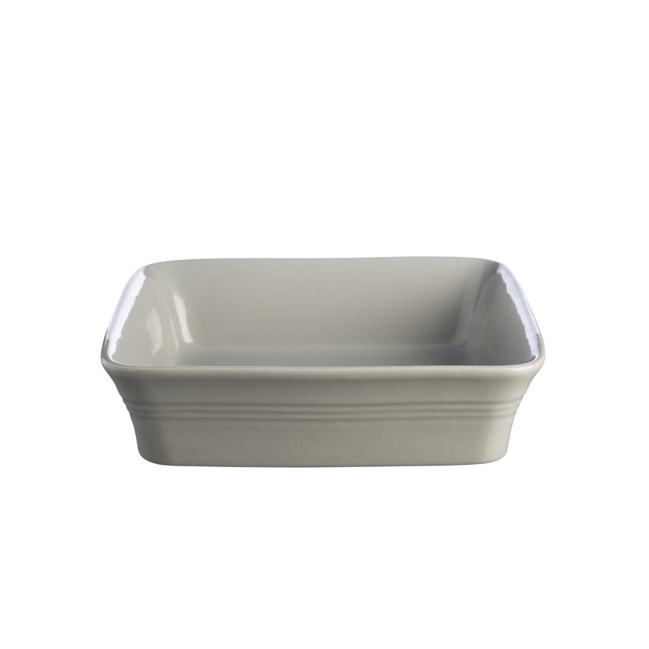 Zapékací miska Grey 26x26 cm - 3l Classic Kitchen - Mason Cash