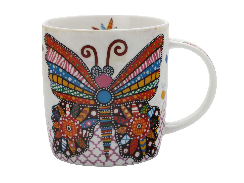 Porcelánový Hrnek SMILE STYLE Flutter 370 ml - Maxwell&Williams