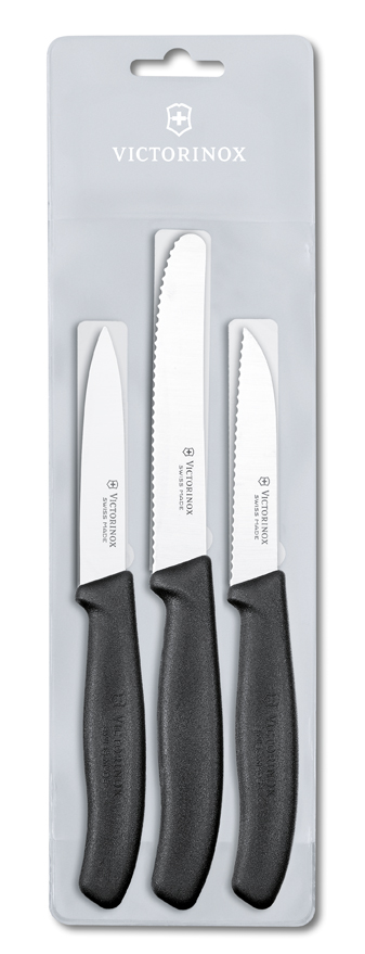 Sada nožů na zeleninu 3 ks - Victorinox