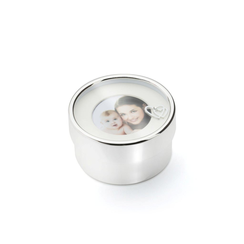Dárková krabička na šperky, srdíčka - Zilverstad