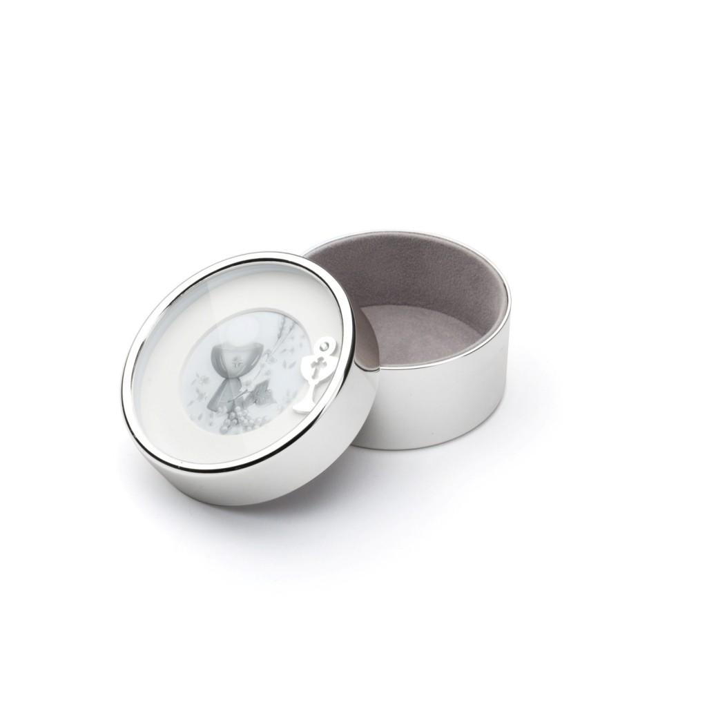 Dárková krabička na šperky, první příjmání - Zilverstad