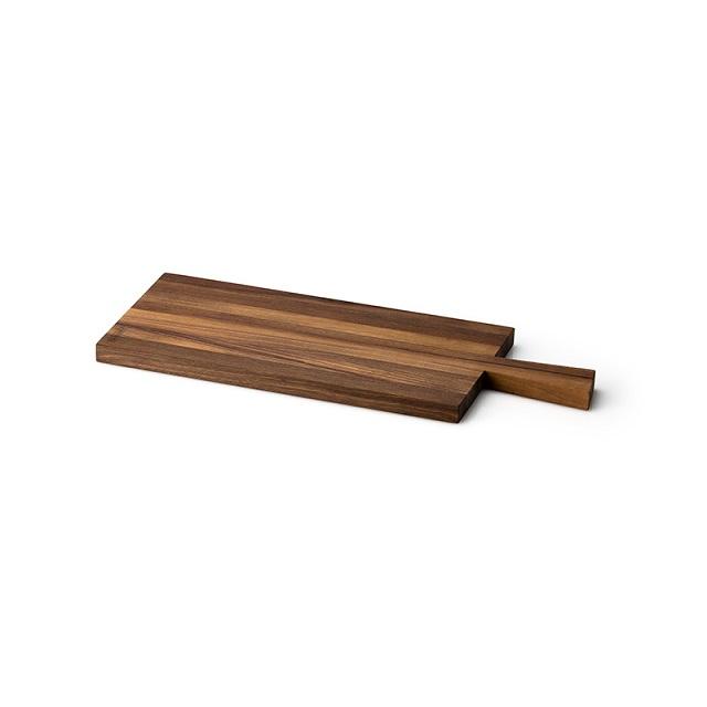 Krájecí prkénko 39 x 17 cm ořech - Continenta