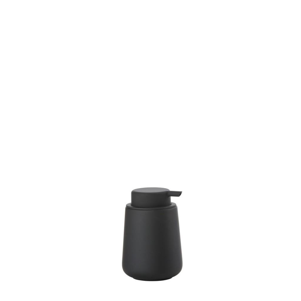 Dávkovač na tekuté mýdlo NOVA ONE, černý - Zone