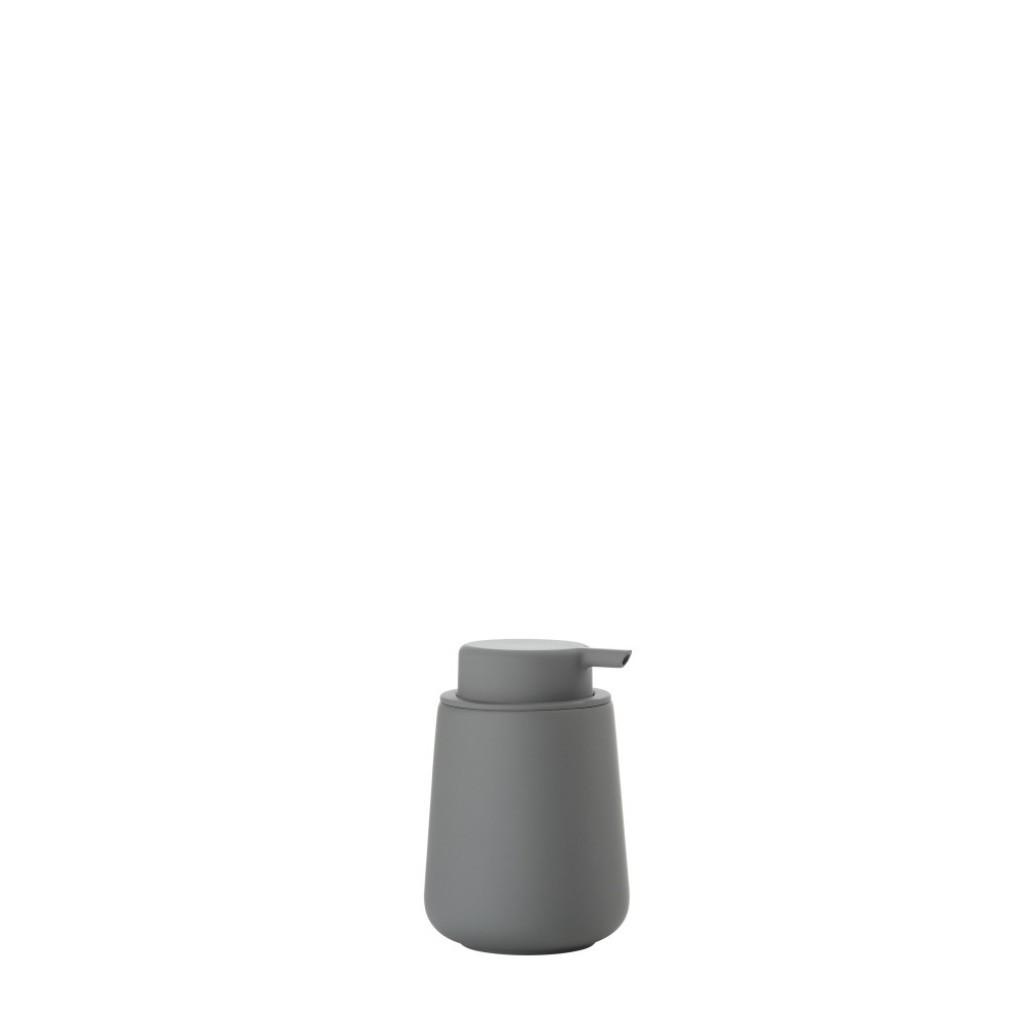 Dávkovač na tekuté mýdlo NOVA ONE, šedý - Zone