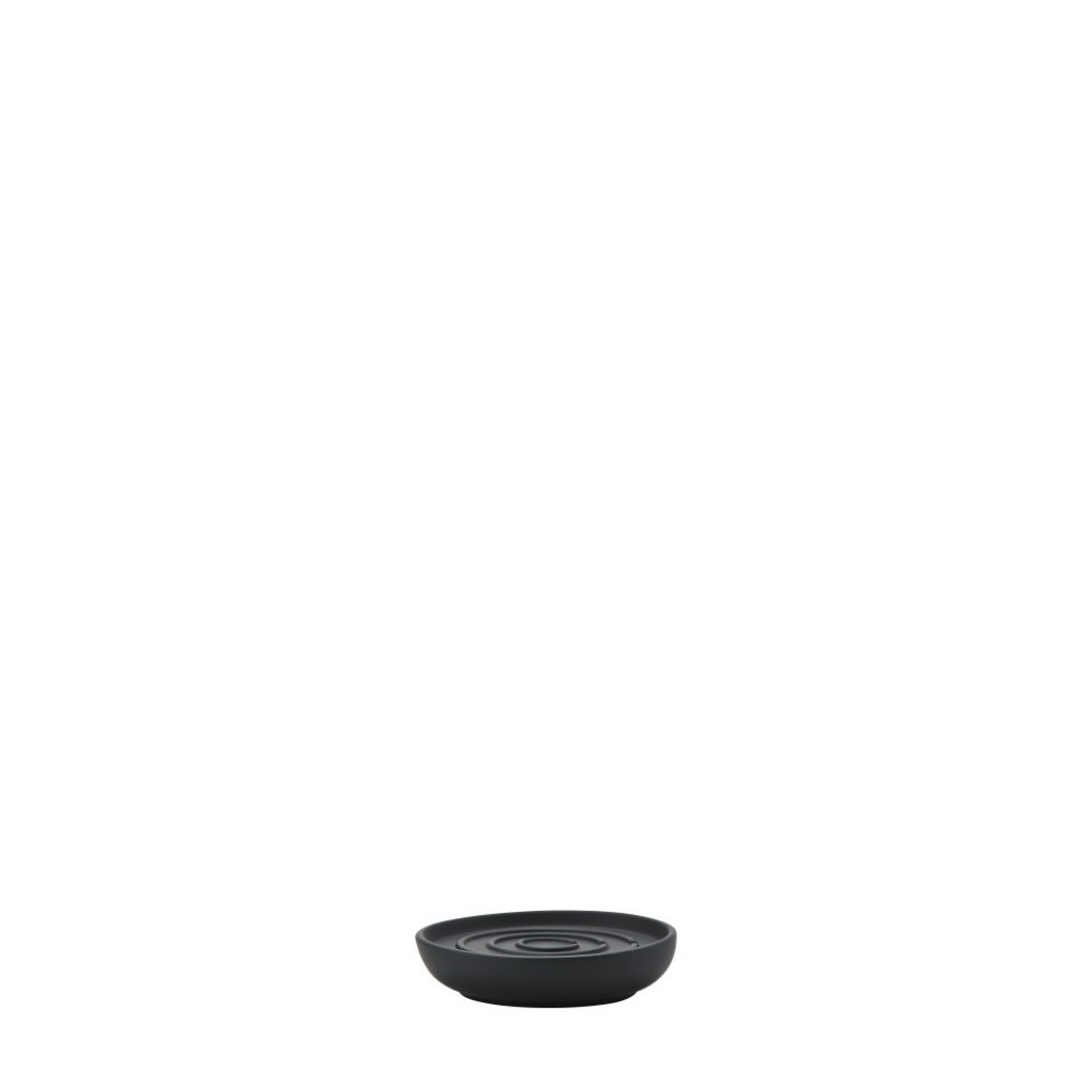 Odkladač na mýdlo NOVA, černý - Zone